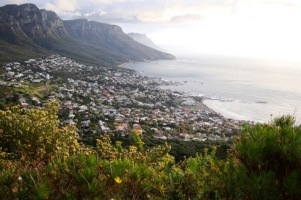 Camps Bay. Picture courtesy Warren Rohner. Visit his flickr page