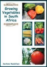 """Growing Vegetables in South Africa"" e-book"