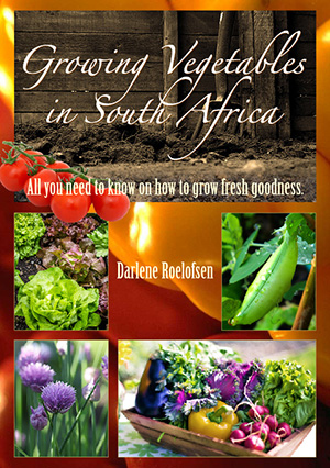 Growing Vegetables in South Africa eBook cover