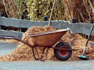 "Mulching your garden - the ""ins and outs"""
